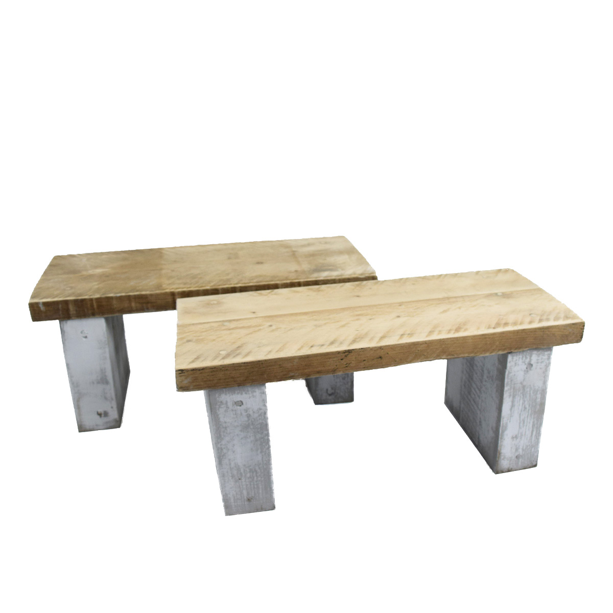 Reclaimed Rustic Wood Mini Coffee Table All Things Cornish