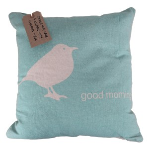 Cushion Tweet Good Morning