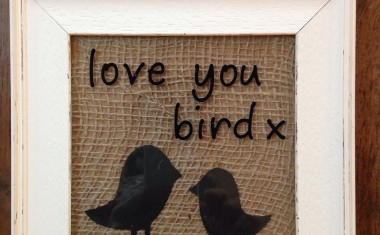 Love you bird