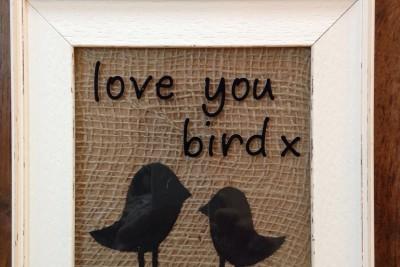 Love you bird