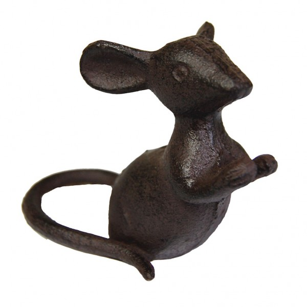 cast iron mouse