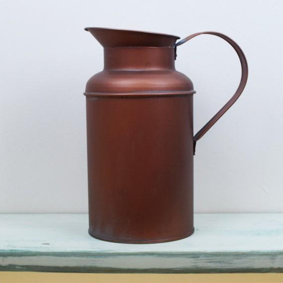 Vintage Style Copper Jug
